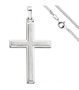 Anhänger Kreuz 925 Silber - 49811