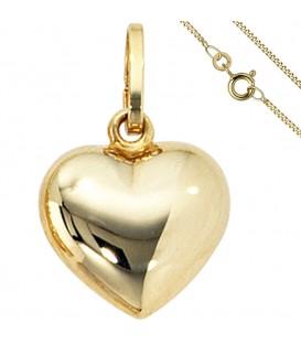 Anhänger Kleines Herz Herzchen - 49881