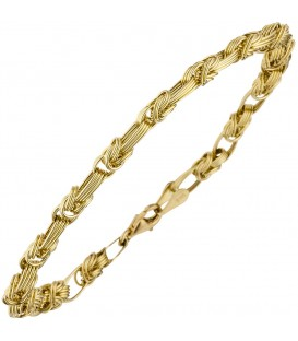 Armband 375 Gold Gelbgold - 49056