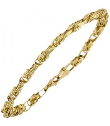 Armband 375 Gold Gelbgold - 49056
