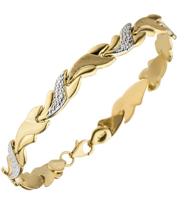 Armband 375 Gold Gelbgold - 49069