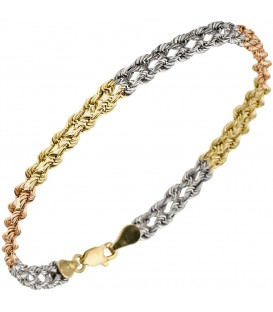Armband 375 Gold Gelbgold - 49046