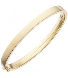 Armreif Armband oval 375