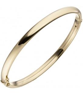 Armreif Armband oval mit