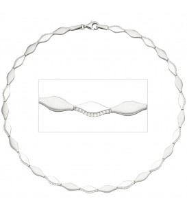 Collier Halskette 925 Silber Produktbild