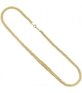 Collier Halskette im Verlauf