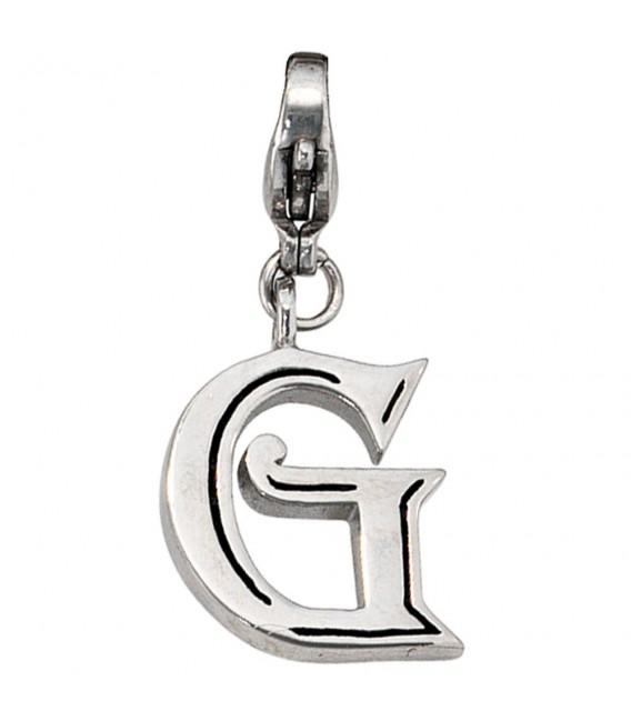 Einhänger Charm Buchstabe G - 4053258105672