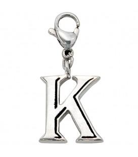 Einhänger Charm Buchstabe K - 4053258105719