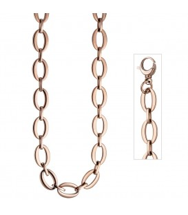 Collier Halskette aus Edelstahl - 4053258302545