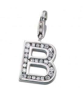 Einhänger Charm Buchstabe B - 4053258083918