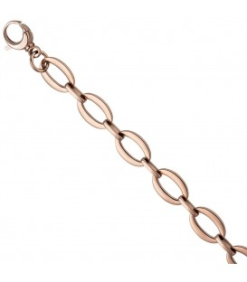 Armband aus Edelstahl rotgold - 4053258302552