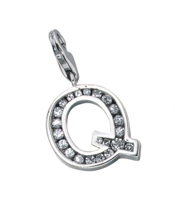 Einhänger Charm Buchstabe Q - 4053258084069