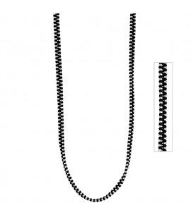 Kette aus Baumwolle schwarz - 4053258312636