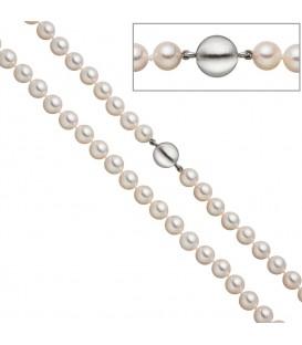 Perlenkette aus Akoya Perlen - 4053258322406
