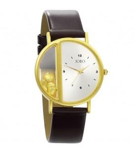 JOBO Unisex Armbanduhr Quarz - 4053258370667