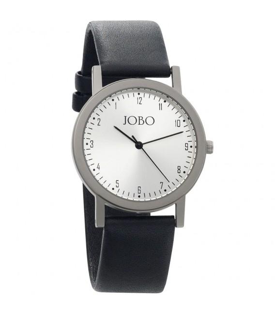 JOBO Linksläufer Armbanduhr Titan - 4053258370674
