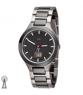 JOBO Herren Armbanduhr Funk - 4053258345313