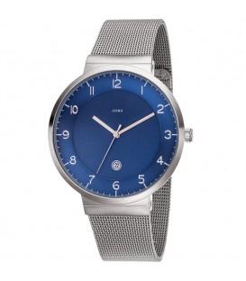 JOBO Herren Armbanduhr blau - 4053258345320