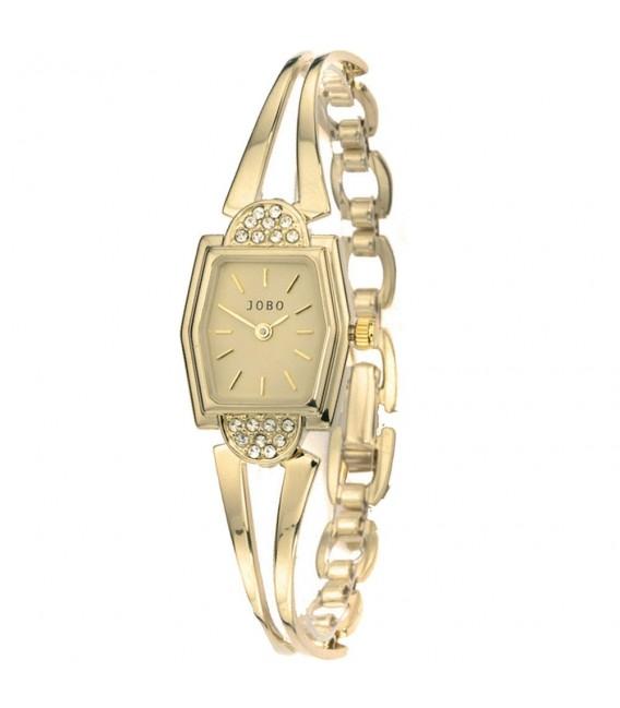 JOBO Damen Armbanduhr Quarz - 4053258301609 Zoom