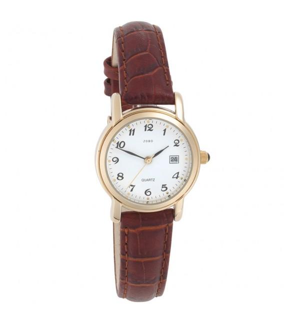 JOBO Damen Armbanduhr Quarz - 4053258301692 Zoom