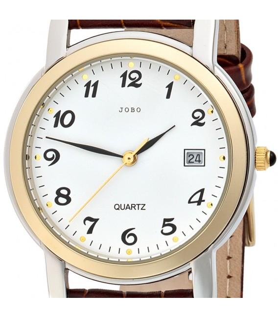 JOBO Herren Armbanduhr Quarz - 37257