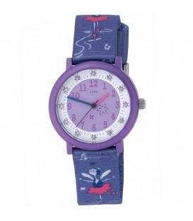 JOBO Kinder Armbanduhr lila - 4053258342701