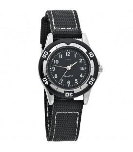 JOBO Kinder Armbanduhr schwarz - 4053258373149
