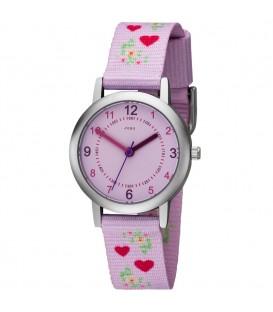 JOBO Kinder Armbanduhr Herzen - 4053258322840