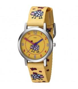 JOBO Kinder Armbanduhr Schaf - 4053258322864