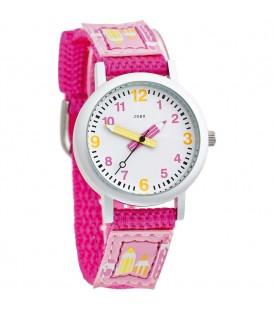 JOBO Kinder Armbanduhr pink - 4053258285459