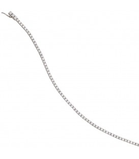 Armband 750 Gold Weißgold - 4053258242766