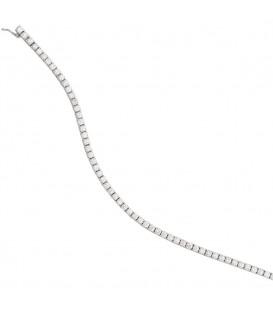 Armband 750 Gold Weißgold - 4053258242773
