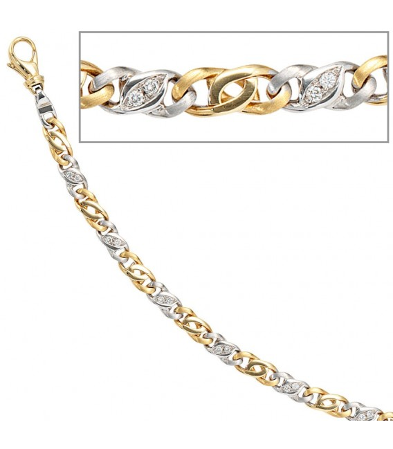Armband 585 Gold Gelbgold - 4053258063071