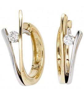 Creolen 585 Gold Gelbgold - 4053258198384