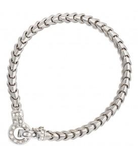 Armband 585 Gold Weißgold - 4053258038857