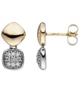 Ohrstecker 585 Gold Gelbgold - 4053258332832