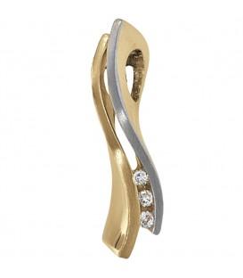 Anhänger 585 Gold Gelbgold - 4053258039823 Produktbild