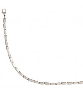 Armband 950 Platin matt - 4053258247273
