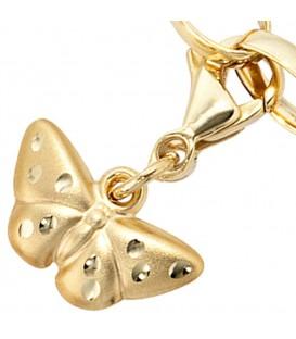 Einhänger Charm Schmetterling aus - 4053258046180