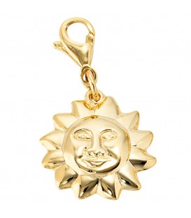 Einhänger Charm Sonne aus - 4053258046265