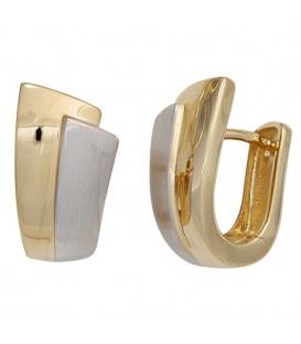 Creolen 585 Gold Gelbgold - 4053258247761