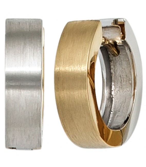 Creolen rund 585 Gold - 4053258044612