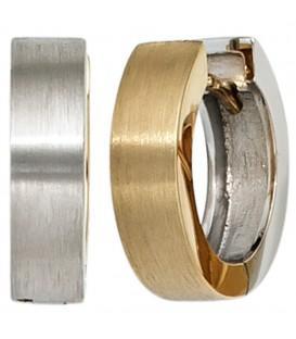 Creolen rund 585 Gold - 4053258044612 Produktbild