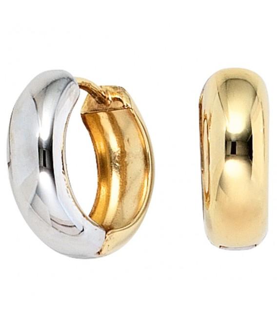 Creolen rund 333 Gold - 4053258202906