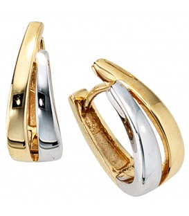 Creolen 333 Gold Gelbgold - 4053258046340