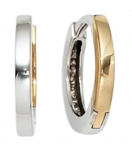 Creolen rund 333 Gold - 4053258046067 Produktbild