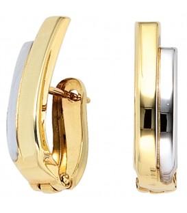 Creolen 333 Gold Gelbgold - 4053258202890