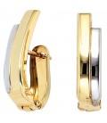 Creolen 333 Gold Gelbgold - 39528