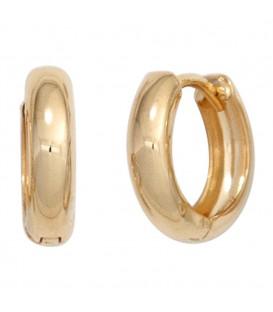 Creolen rund 333 Gold - 4053258247990