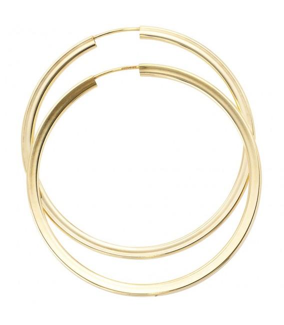Creolen rund 333 Gold - 4053258046395